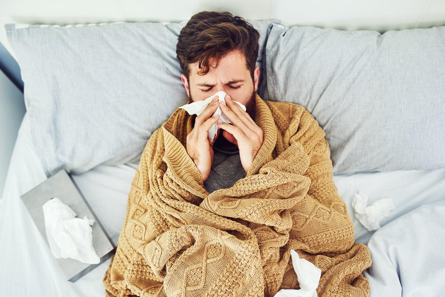 Influenza: vacúnate y no te enfermes más